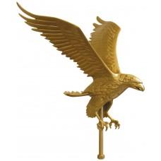 "16"" Gold Eagle Ornament"