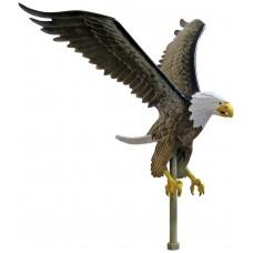 "16"" Natural Eagle Ornament"