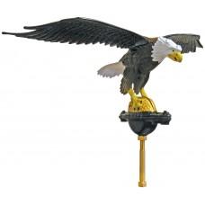 "24"" Natural Eagle Ornament"