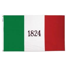 2x3' Nylon Alamo Flag