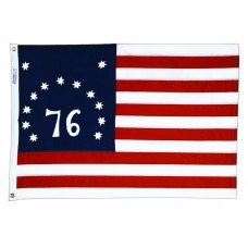 2x3' Cotton Bennington Flag