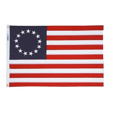 3x5' Cotton Betsy Ross Flag