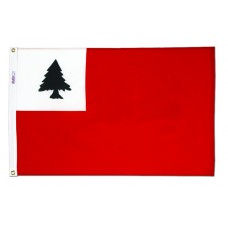 2x3' Nylon Continental Flag