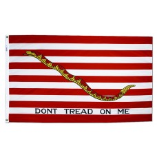 "4x6"" Hand Held First Navy Jack Flag"