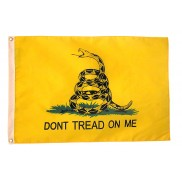 Gadsden (Don't Tread On Me) Flags