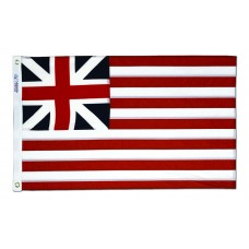 6x10' Nylon Grand Union Flag