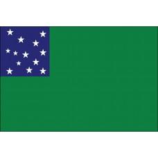 2x3' Nylon Green Mountain Boys Flag