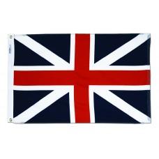 2x3' Nylon King Colors Flag