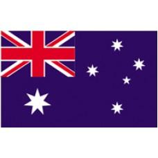 2x3' Nylon Australia Flag