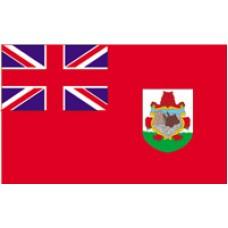 2x3' Nylon Bermuda Flag