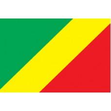 2x3' Nylon Congo Flag