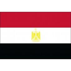 2x3' Nylon Egypt Flag