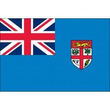 3x5' Lightweight Polyester Fiji Flag