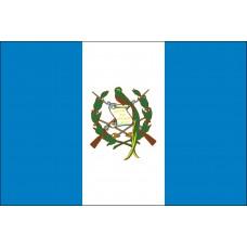 "4x6"" Hand Held Guatemala Flag"