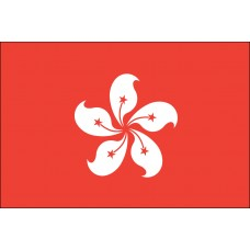 3x5' Lightweight Polyester Hong Kong Flag