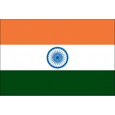 3x5' Lightweight Polyester India Flag
