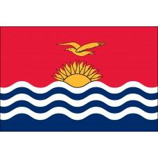 4x6' Nylon Kirbati Flag