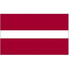 5x8' Nylon Latvia Flag