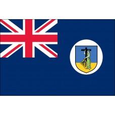 3x5' Nylon Montserrat Flag