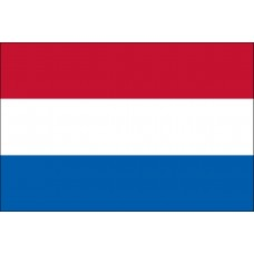 "4x6"" Hand Held Netherlands Flag"