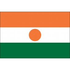 3x5' Nylon Niger Flag