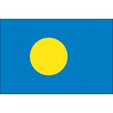 5x8' Nylon Palau Flag
