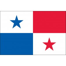"4x6"" Hand Held Panama Flag"