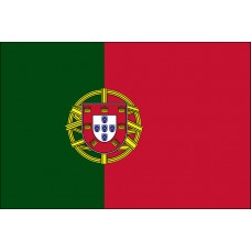 "4x6"" Hand Held Portugal Flag"
