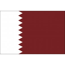 6x10' Nylon Qatar Flag