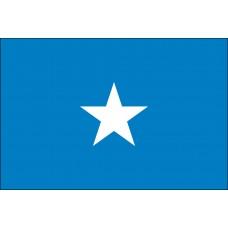 "4x6"" Hand Held Somalia Flag"