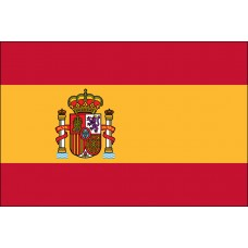 3x5' Lightweight Polyester Spain Flag