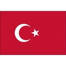 6x10' Nylon Turkey Flag