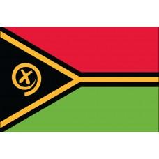 2x3' Nylon Vanuatu Flag