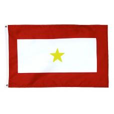 1 Gold Star Service Flag