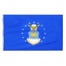 """12x18"""" Nylon Air Force Flag"""