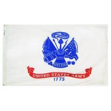 "12x18"" Nylon Army Flag"