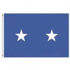 2x3' Nylon Major General Officer (Air Force) Flag