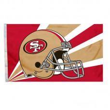 3x5' San Francisco 49ers Flag