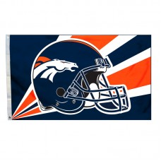 3x5' Denver Broncos Flag