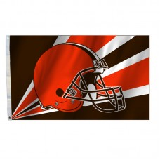 3x5' Cleveland Browns Flag