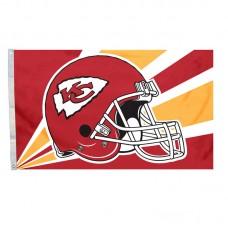 3x5' Kansas City Chiefs Flag