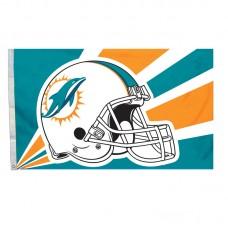 3x5' Miami Dolphins Flag