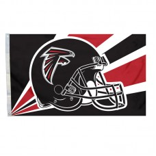 3x5' Atlanta Falcons Flag