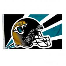 3x5' Jacksonville Jaguars Flag