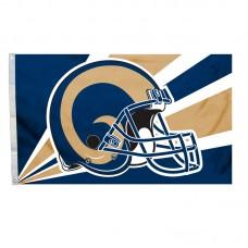 3x5' St Louis Rams Flag
