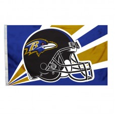 3x5' Baltimore Ravens Flag