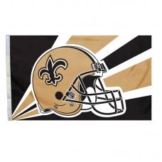 3x5' New Orleans Saints Flag