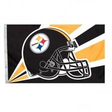 3x5' Pittsburgh Steelers Flag