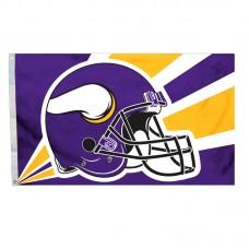 3x5' Minnesota Vikings Flag