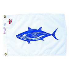 "12x18"" Nylon Tuna Flag"